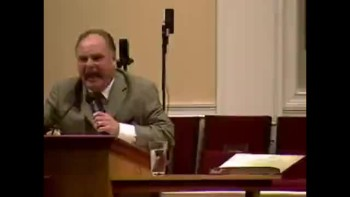 Community Bible Baptist Church 10-8-2010 Fri PM Fall Bible Conference  -
