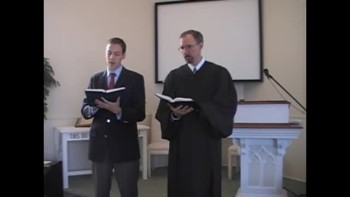 "Hymn: ""Rock of Ages,"" First Presbyterian Church Perkasie"