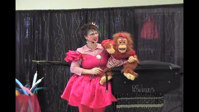 Ventriloquist Ribbons & Niki