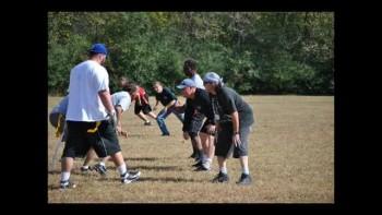 Flag Football, GPCC - 10-31-2010
