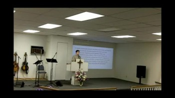 Sunday School 10-17-2010