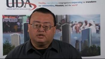 Manny Longoria, Jr., UBA Moderator 2010