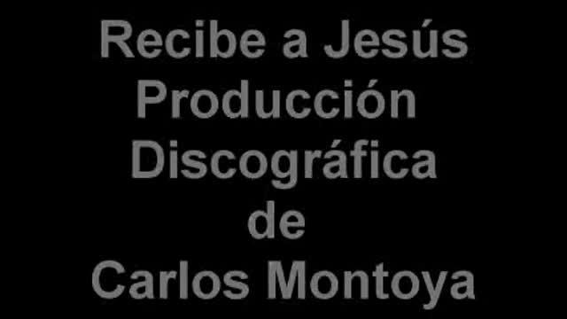Eres luz Carlos Montoya