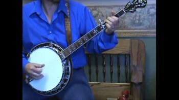 I'll Fly Away Intermediate Banjo Lesson part 1