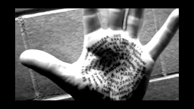 Written in God's Hands