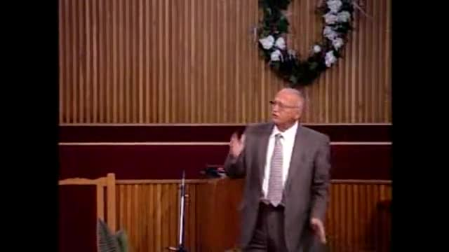 The Prodigal Son - Rev Eddie Sawyer