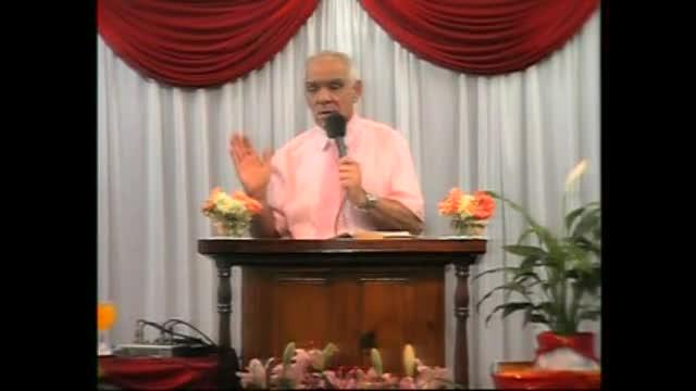 Pr Juan Avellaneda - Seminario La Madurez Espirtiritual. 04 Nov/10. Parte 2 de 3