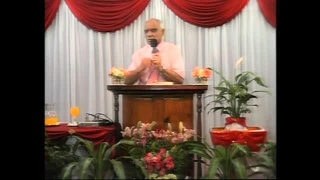 Pr Juan Avellaneda - Seminario La Madurez Espirtiritual. 04 Nov/10. Parte 3 de 3
