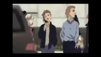 The Rapture - Cartoons - Bilingual