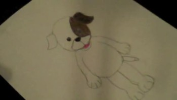 Speed Drawing Of Webkinz Jack Russell