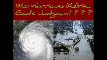 ARE HURRICANES GOD'S JUDGMENT? ~ www.RichardAberdeen.com