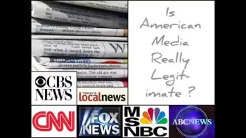 IS THE MEDIA REALLY LEGITIMATE? ~ www.RichardAberdeen.com
