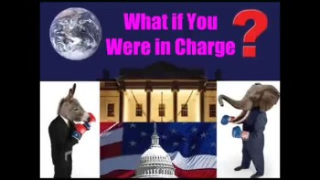 WHAT IF YOU WERE IN CHARGE? ~ www.RichardAberdeen.com