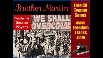 BROTHER MARTIN ~ Free CD ~ www.FreedomTracks.com