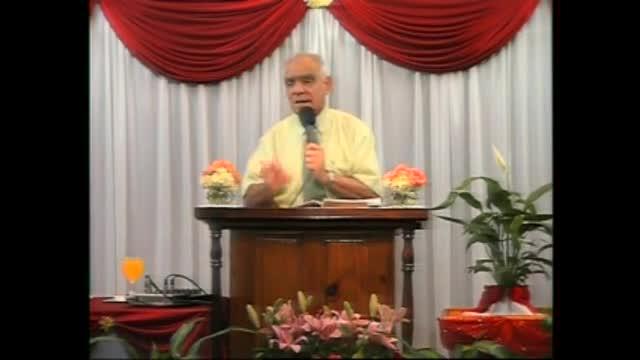 Pr Juan Avellaneda - Seminario La Niñez Espirtiritual. 02 Nov/10. Parte 1 de 3