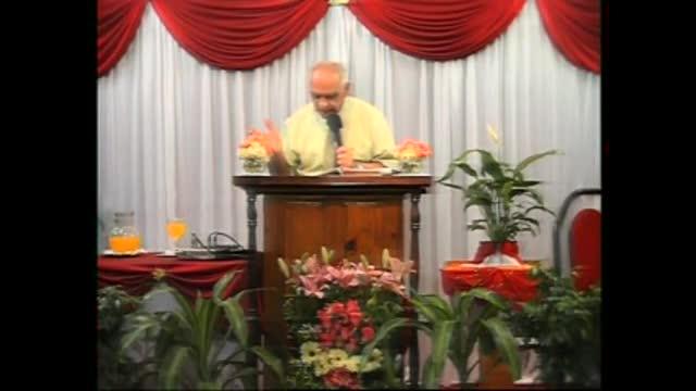 Pr. Juan Avellaneda - Seminario: La Niñez Espiritual - Parte 2 de 3.