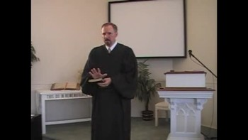 "Sermon: ""Thinking BIG!"" First Presbyterian Church, Rev. Richard Scott MacLaren"