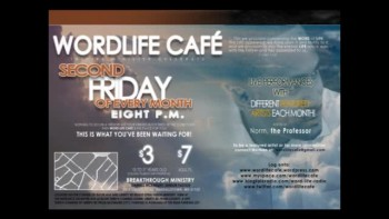 Word Life Cafe Commercial