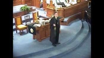 Sermon Nov. 7th, 2010