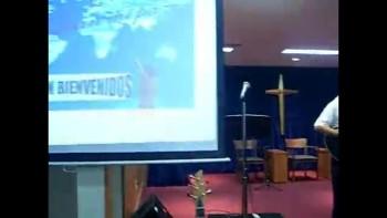 Saturame Senor con Tu Espiritu Santo-Alabanza Crirstiana por pastor/misionero: chris h.kim
