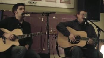 """Dawson Cowals & Nick Garrett-Powell - """"Turn Your Eyes"""" (Live at Insomnia)"""