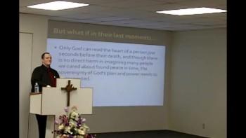 Sunday School 11-7-2010 (Part 2)