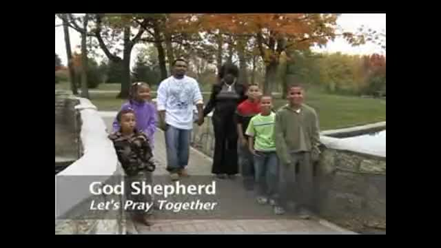 Lets Pray by God's Shepherd