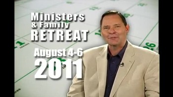 Ministers & Family Retreat