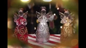 LifeWay commercial-Christmas ornaments