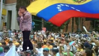 DIOS Sana nuestra Tierra VENEZUELA