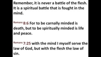 Ephesians - Lesson 39 - The Shield of Faith