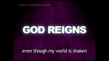 God Reigns (Song of the Broken)