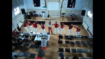 Shalom dance-Kadosh ata