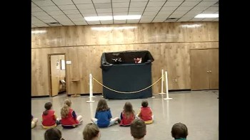 AWANA School Spirit Night - Puppet Skit 2