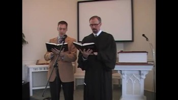 "Special Music: ""I'm Redeemed!"" First Presbyterian Church, Perkasie. Richard Scott MacLaren"