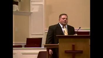 """Attitude of Grace"" 11-14-2010 - Sun AM Preaching  - Community Bible Baptist Church 1of2"