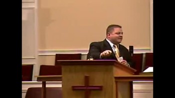 Attitude of Grace  11-14-2010 - Sun AM Preaching - Community Bible Baptist Church 2of2