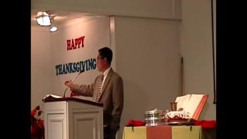 20101114 sermon 1/4