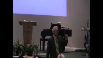 PART 2- Pastor Leahey October 2010