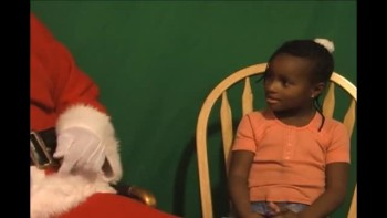 "Christmas Santa Claus vs Jesus ""He Can 2"" Jacia & Jameel"