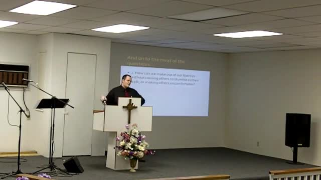 Sunday School 11-14-2010 (Part 2)