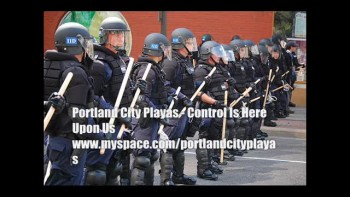 Portland City Playas - Control Is Here Upon Us