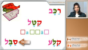Biblical Hebrew Lesson 8 - Hebrew Word Structure  | by eTeacherBiblical