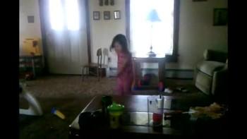 Belle dancing