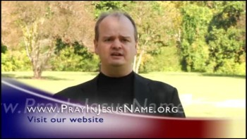 Documentary Proof: Navy Chaplain fired for praying in Jesus name