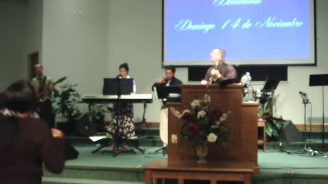 Pentecostal El Arca, Coro - Te Espero Señor te Espero