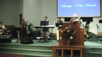 Pentecostal El Arca, Himno - Dios Esta Aqui