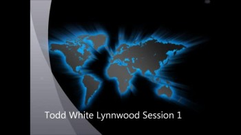 """Todd White """"Continue the ministry of Jesus"""" Session 1 part 1"""