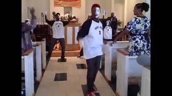 Psalms 150 mime