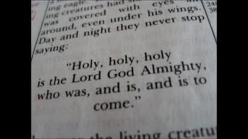 Holy, Holy, Holy